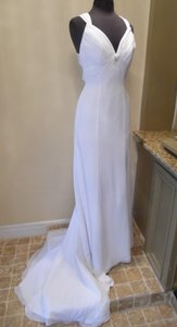 Moonlight Bridal T402w Wedding Dress