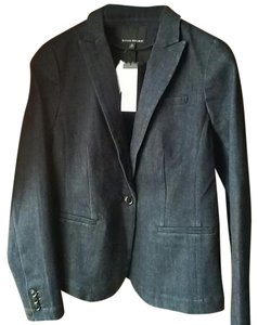 NWT Banana Republic Dark Blue Denim Blazer