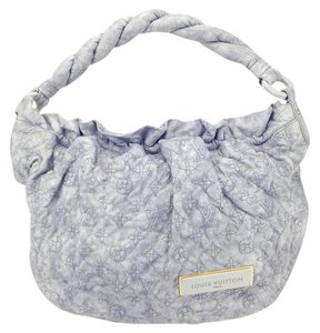 Louis Vuitton Olympe Tote Limited Edition Nimbus Hobo Bag