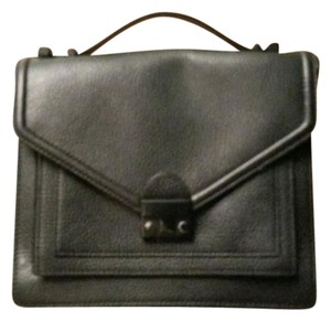Loeffler Randall Satchel in Black