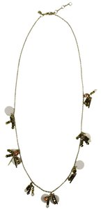 J.Crew J.Crew Dangling Paillette Necklace