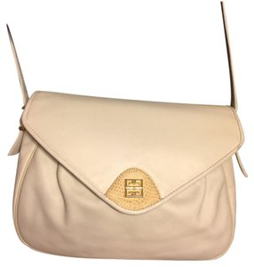 Givenchy Satchel in Light Beige( winter white)