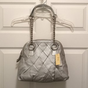 Michael Rome Italy Leather New/nwt Shoulder Bag