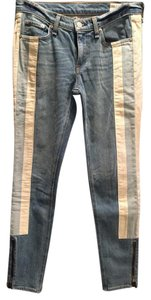 Rag & Bone Straight Leg Jeans-Light Wash