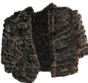 metric knits Fur Coat