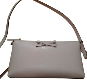 Kate Spade Leather Gold Cross Body Bag