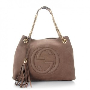 Gucci Tote in taupe