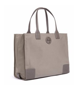 Tory Burch Tote in Taupe/ grey