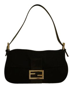 Fendi Evening Classic Vintage Shoulder Bag