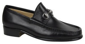 Gucci Loafers Moccasins Black Flats
