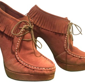 Charles David Light-rust Boots