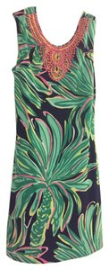Lilly Pulitzer Studded Lilly Palm Beachy Dress