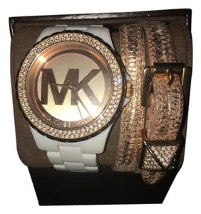 Michael Kors Michael Kors watch & Braclet set