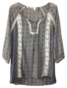 Dress Barn Top Multi