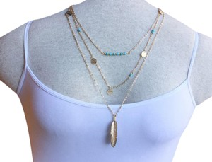 Other Layered Tribal Necklace