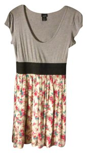 Rue 21 short dress grey on Tradesy