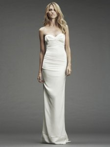 Nicole Miller Camilla Silk Wedding Dress