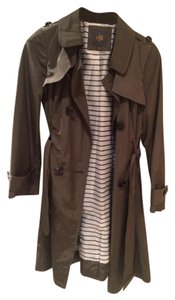Banana Republic Structured Trench Coat