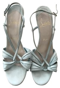 Christian Louboutin Gray Sandals