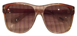 Tom Ford Federico TF188; 95F Transparent Orange Brown
