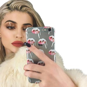 Kylie Cosmetics Pink Lips iPhone Case 7 Plus