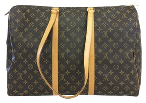 Louis Vuitton Lv Monogram Flanerie 50 BROWN Travel Bag
