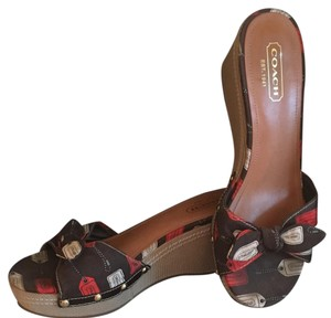 Coach Chocolate Wedges