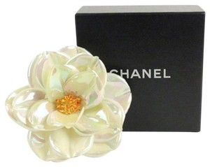 Chanel Camellia Flower Brooch 83CCA723