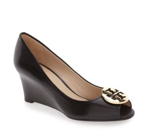 Tory Burch Black wedge Wedges