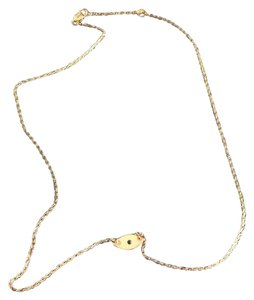 Jennifer Zeuner Jennifer Zener Evil Eye Necklace