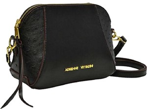 Adrienne Vittadini Faux Leather Small Cross Body Bag