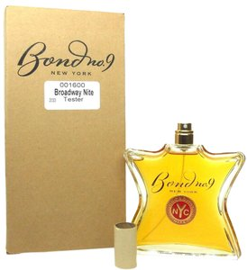 Bond No. 9 Broadway Nite 3.3oz Perfume TESTER by Bond No. 9.