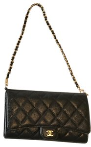 Chanel Woc Wallet On Chain Shoulder Bag