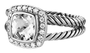 David Yurman Split shank ring