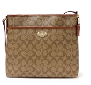 Coach File Cross Body Bag