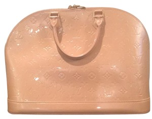 Louis Vuitton Satchel in Blush/Nude