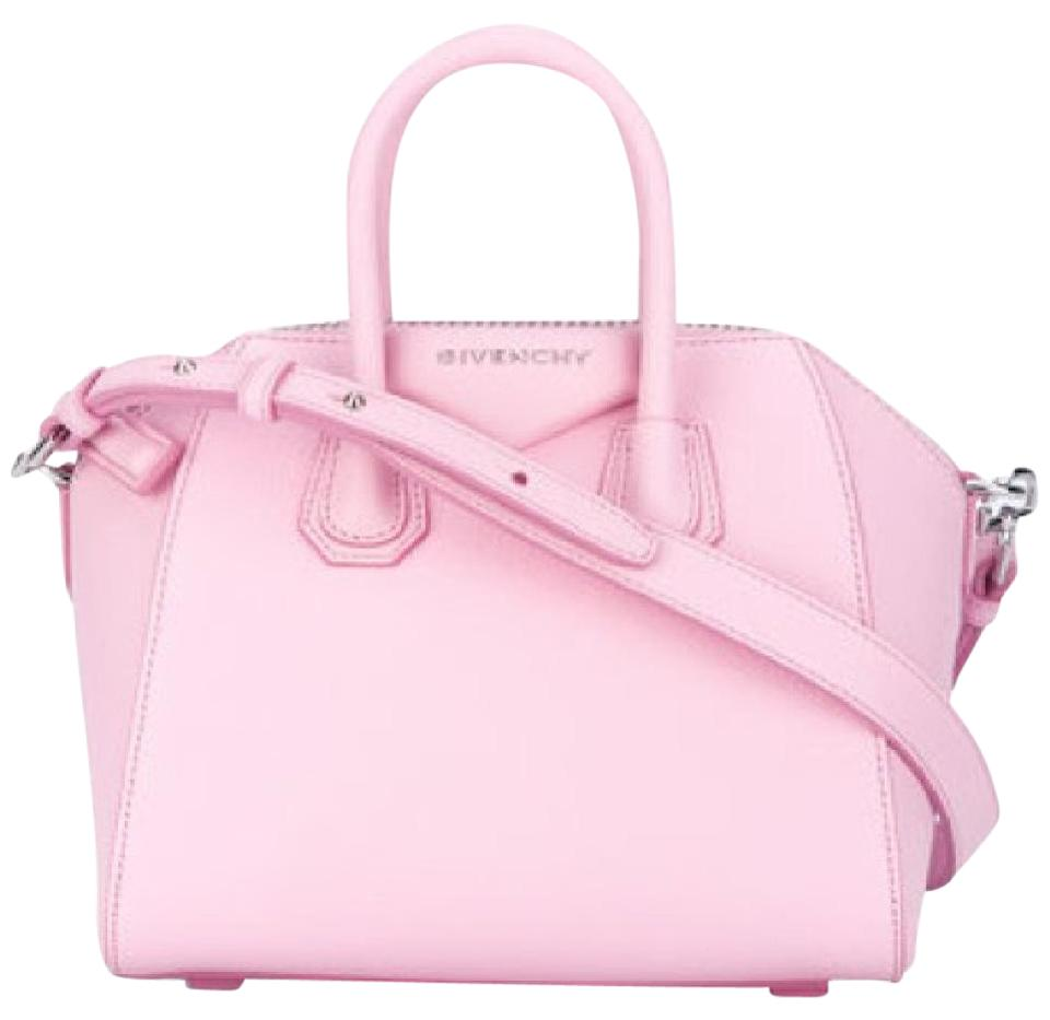 Mini Tote Pink Antigona Givenchy Leather 1TYxqwO0n0
