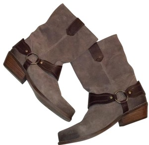 Zodiac Boots Brown Boots