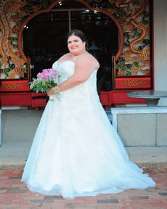 Maggie Sottero Regina Wedding Dress