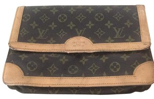 Louis Vuitton Traditional Clutch