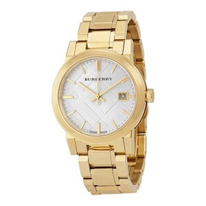 Burberry Gold 'The City' Watch