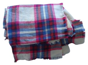 Other Plaid square scarf