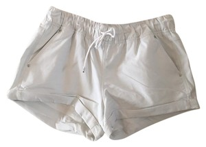 Lululemon Athletic Shorts White
