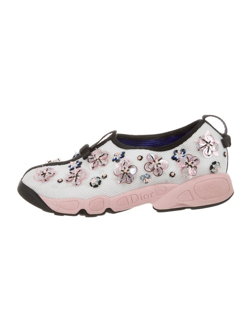 Item - Multicolor Christian Fusion Embellished Sneakers Size US 6 Regular (M, B)