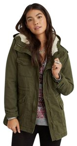 American Eagle Outfitters Aeo Parka Nwt New With Tags Sherpa Coat