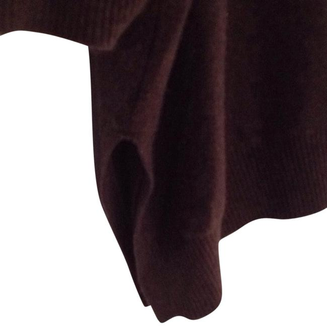 Preload https://item2.tradesy.com/images/pure-energy-dark-brown-cashmere-sweaterpullover-size-6-s-20460326-0-1.jpg?width=400&height=650