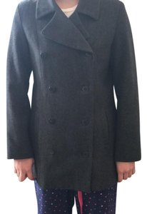 Reitmans Pea Wool 6 Small Pea Coat