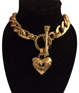 Juicy Couture Juicy couture HEART STARTER NECKLACE