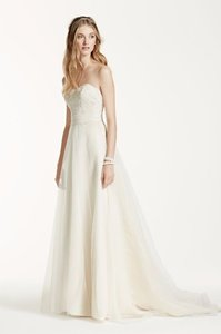 David's Bridal Wg3586 Wedding Dress