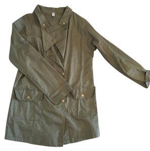 Yoli Rapp Olive Light Military Jacket